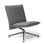 pilot low back lounge chair  -
