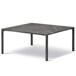 piloti stone table square  - Fredericia