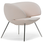 pinq lounge chair - Rene Holten - artifort