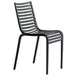 pip-e stackable side chair 4 pack - Philippe Starck - driade