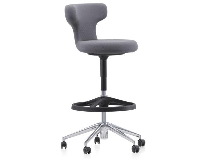 pivot high stool