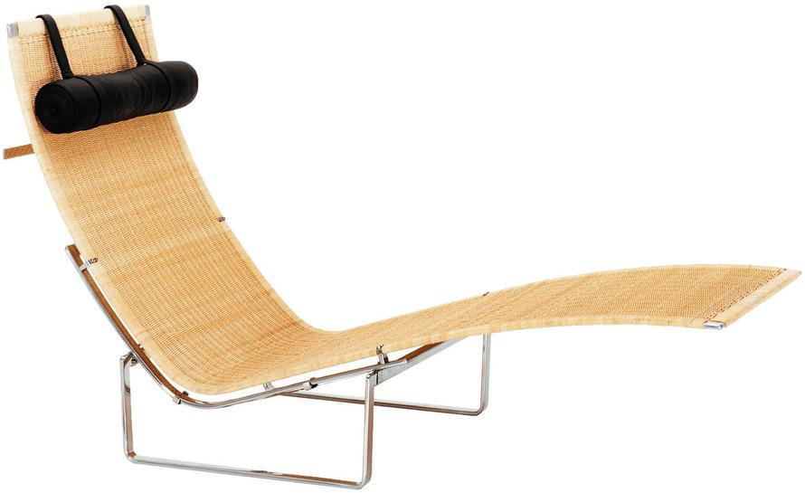 pk24 wicker chaise lounge