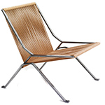 poul kjaerholm pk25 lounge chair