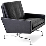 poul kjaerholm pk31 easy chair  -