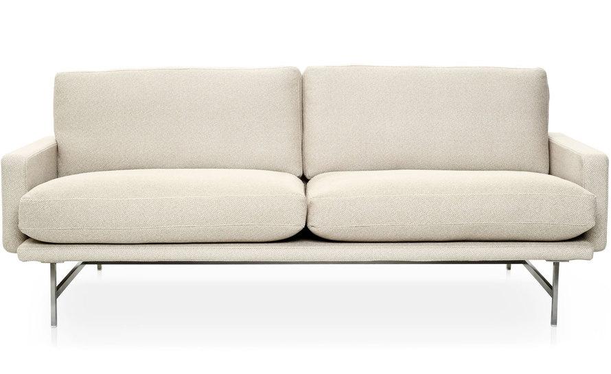 lissoni pl112 2 seat sofa