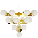 plane chandelier  -