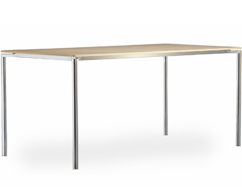 plano rectangular table