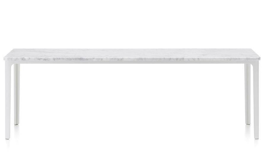 plate rectangular table