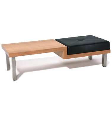 Plateau Coffee Tablebench hivemoderncom