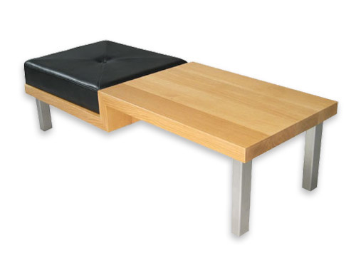 plateau coffee table/bench - hivemodern