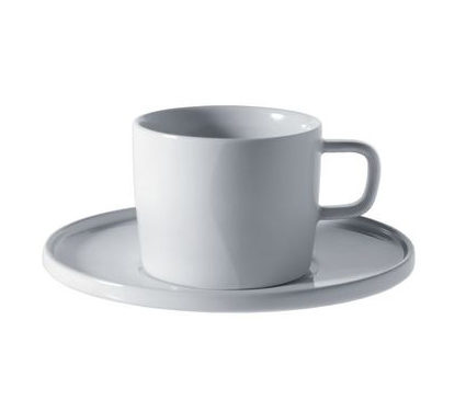 platebowlcup mocha cup & saucer set of 4