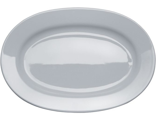 Platebowlcup Oval Serving Plate - hivemodern.com