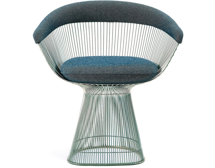 platner arm chair warren platner knoll