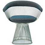 platner arm chair  -