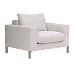 plaza armchair - Niels Bendtsen - linteloo