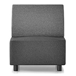 plex armless chair  - Herman Miller