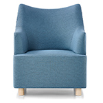 plex club chair  - Herman Miller