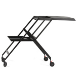 plico folding trolley - Richard Sapper - Alessi