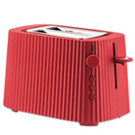 plisse toaster  - Alessi