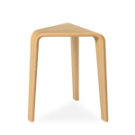 ply low stool - Altherr & Molina Lievore - arper