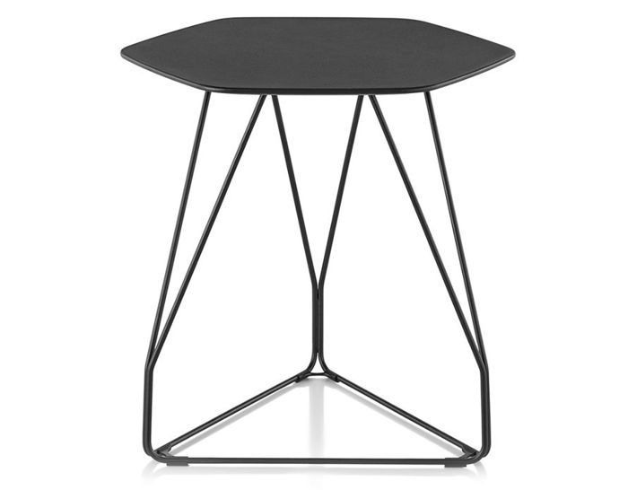 Polygon wire table hexagon hivemodern polygon wire table hexagon greentooth Gallery