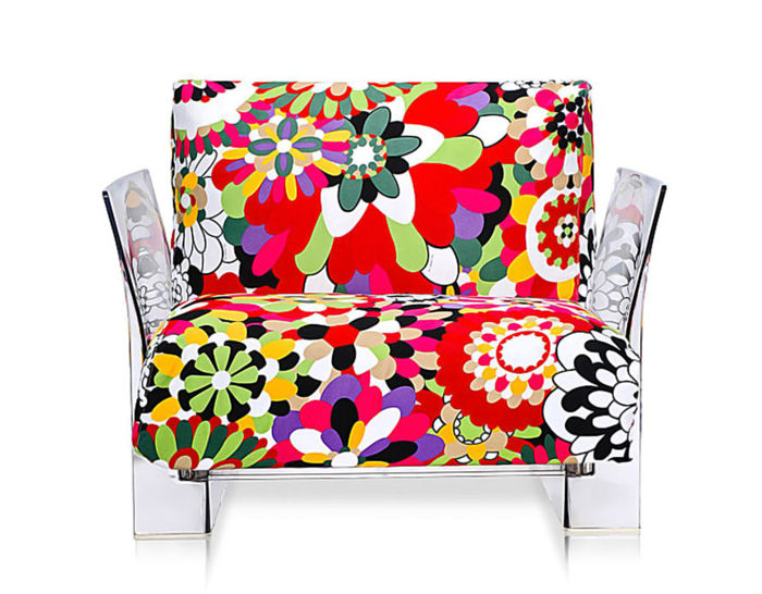 pop missoni lounge chair