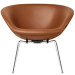 pot lounge chair - Arne Jacobsen - Fritz Hansen