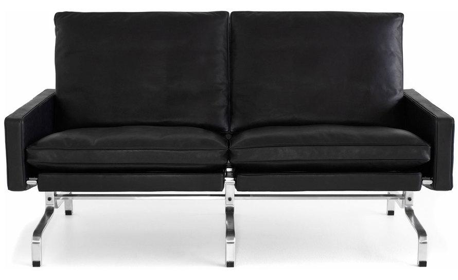 poul kjaerholm pk31 2-seater sofa
