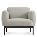 puff puff lounge chair  -