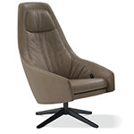 puk lounge chair  - Montis