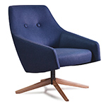 puk low lounge chair  - Montis