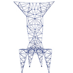 pylon chair  -