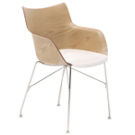 q/wood armchair  -