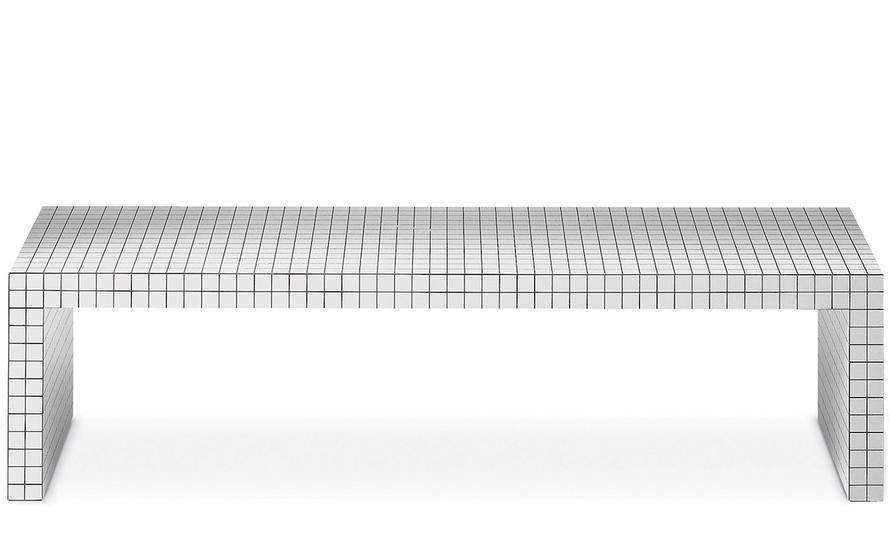 quaderna bench