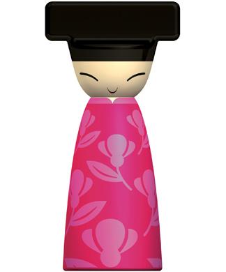 queen chin - grinder