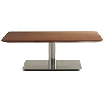 quiet square cocktail table  - Bernhardt Design