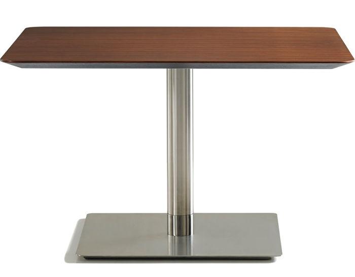 quiet square work table