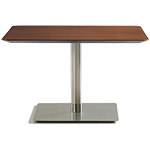 quiet square work table  -