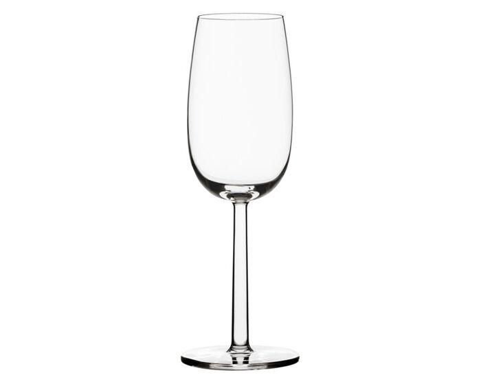 raami sparkling wine glass 2 pack
