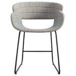 racer dining chair by blu dot  -