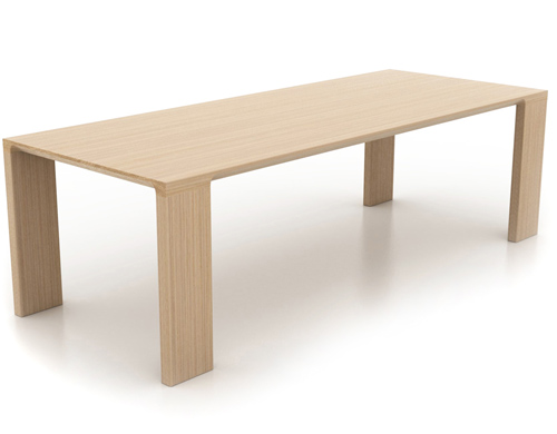 radius dining table