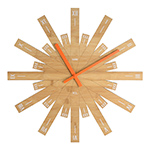 raggiante wall clock  - Alessi