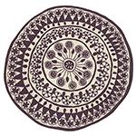 rangoli rug  -