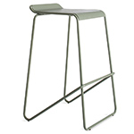 ready stacking barstool  - blu dot