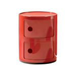 red componibili storage module  -