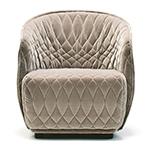 redondo small armchair - Patricia Urquiola - Moroso