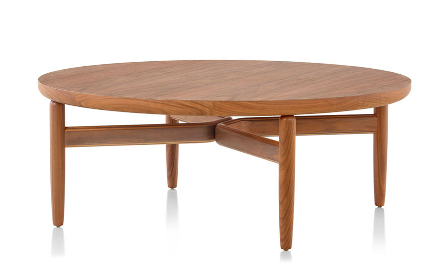 reframe round occasional table