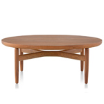 reframe round occasional table  -