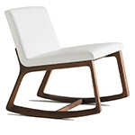 remix rocking chair  - Bernhardt Design