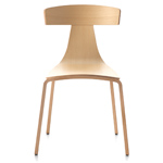 remo wood chair - Konstantin Grcic - Bernhardt Design + Plank